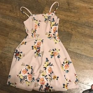 Soprano mini dress